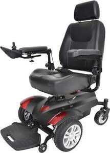 Drive Titan Powerchair Power Chair Electric Wheelchair