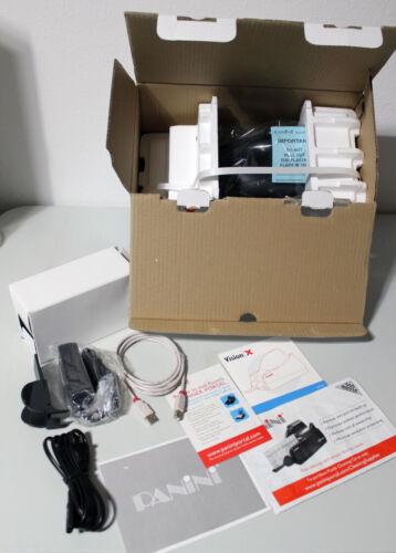 Panini Vision X Check Scanner VX50SFNJ 50 DPM 50 Doc Feeder No Ink Jet NEW