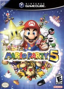 LOOKING for Mario Party 2 and 5