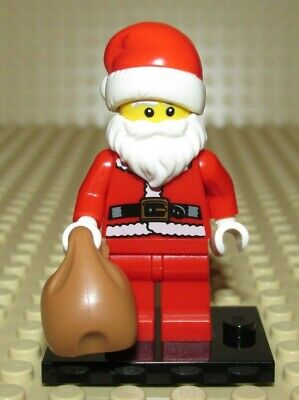 LEGO SANTA minifigure CHRISTMAS Collectible Series 8