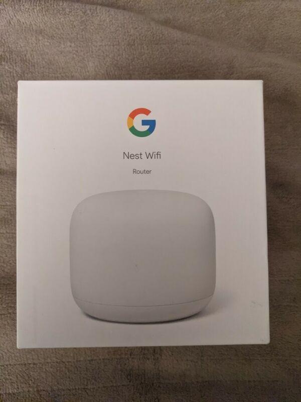 Google Nest Routers