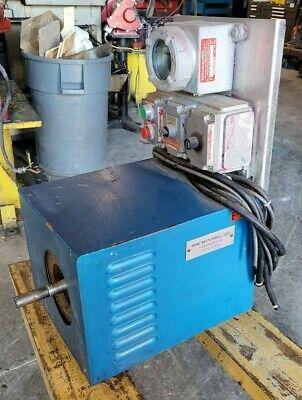 Eiger Machinery Mini Motormill Horizontal Media Mill M100-vse-exp 5000 Rpm