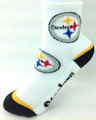Pittsburgh Steelers NFL White Flex Top Quarter Child - Steelers Nfl