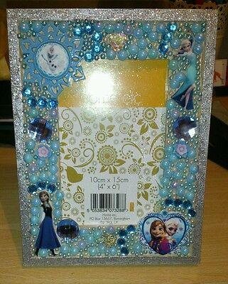 Embellished Character photo frame frozen/princess