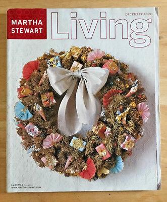 Martha Stewart Living 2002 Christmas Hanukkah Crochet Snowflakes Victorian Decor ()
