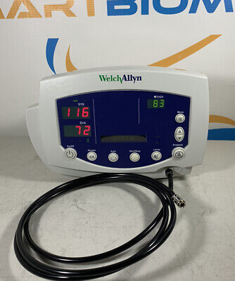 Welch Allyn Vital Signs Monitor 300 Series 53xxx Nibp Patient Monitor Only
