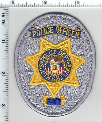 South Salt Lake City Police (Utah) Shirt/Jacket Patch from the 1980's