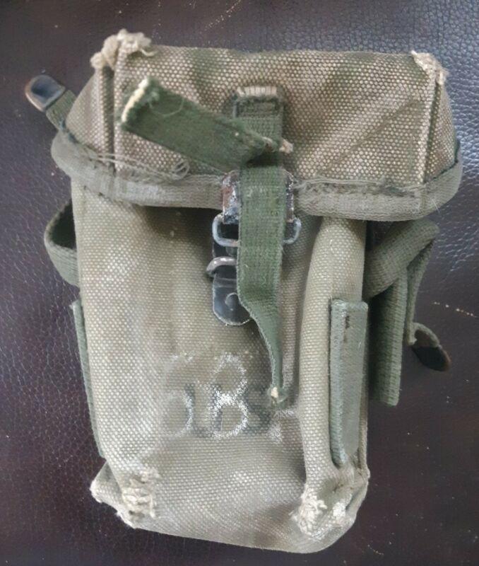 Original Vietnam Era US Army Military M1956 Universal Small Arms Ammo Pouch