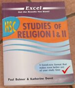 HSC Studies of Religion textbook Petersham Marrickville Area Preview