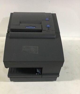 Toshiba Ibm 4610-2cr Pos Receipt Printer And Power Supply