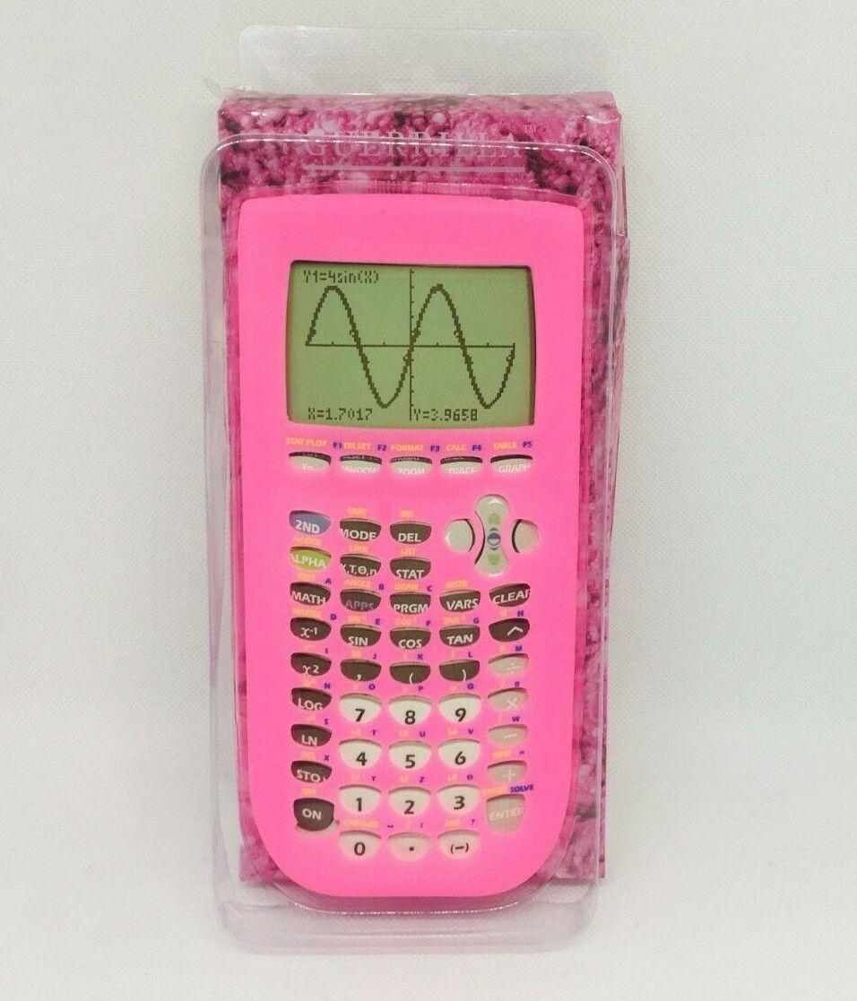 Guerrilla Silicone Case for TI-84 Plus Graphing Calculator -