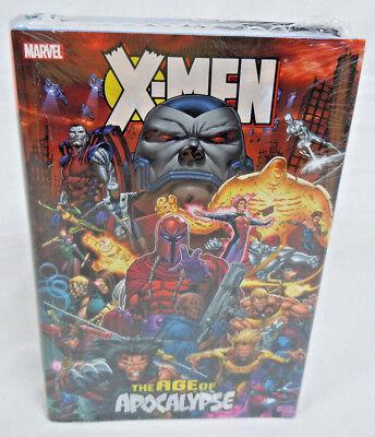 X-Men Age of Apocalypse Omnibus Magneto Bishop Marvel Comics HC New Sealed $125