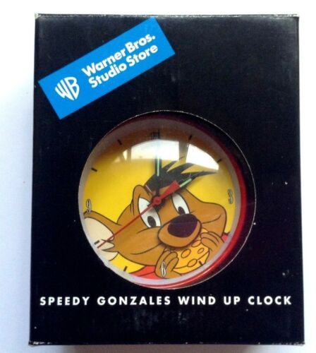 Warner Brothers Speedy Gonzales Alarm Clock