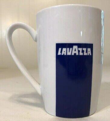 "LAVAZZA BY ONEIDA PORCELAIN Coffee Mug Cup 10oz 4 1/4"" Tall"