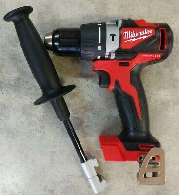 New Milwaukee M18 Brushless 12 Hammer Drill Model 2902-20