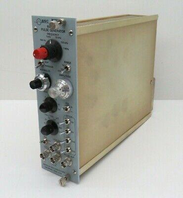Berkeley Nucleonics Bnc Db-2 Nim Random Pulse Generator