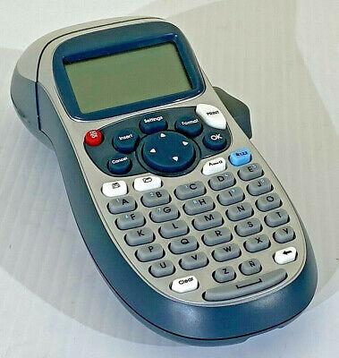 Dymo Letratag Lt-100h Portable Handheld Label Maker