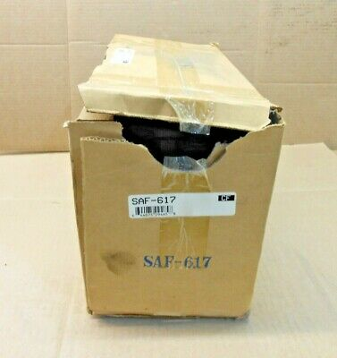1 Nib Consolidated Saf-617 2 Bolt Split Pillow Block 2-1516 Bore Housing Only