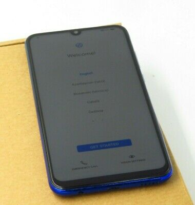 "Huawei P Smart 2019 Model 64GB 6.21"" 4G Unlocked Smartphone - Blue"