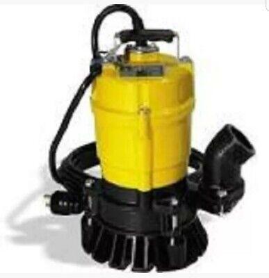 Wacker Neuson Pst2 400 Submersible Pump Trash 110v60hz 12 Hp 20 Cord