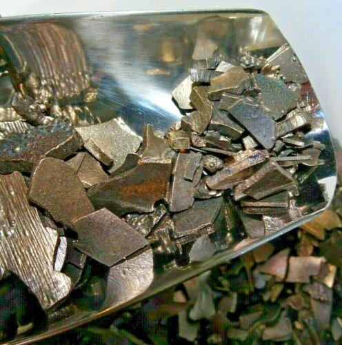 100g / 3.5 oz - 99.8% High Purity Electrolytic Cobalt Co Metal Flakes
