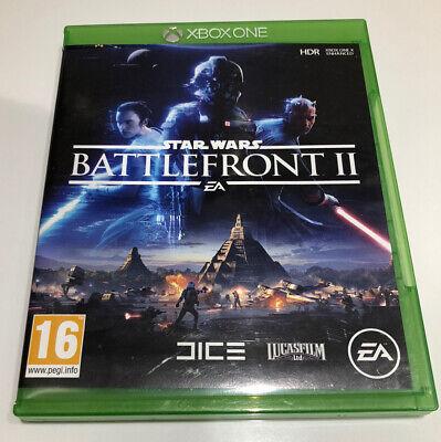 Star Wars Battlefront 2 II Xbox One Game