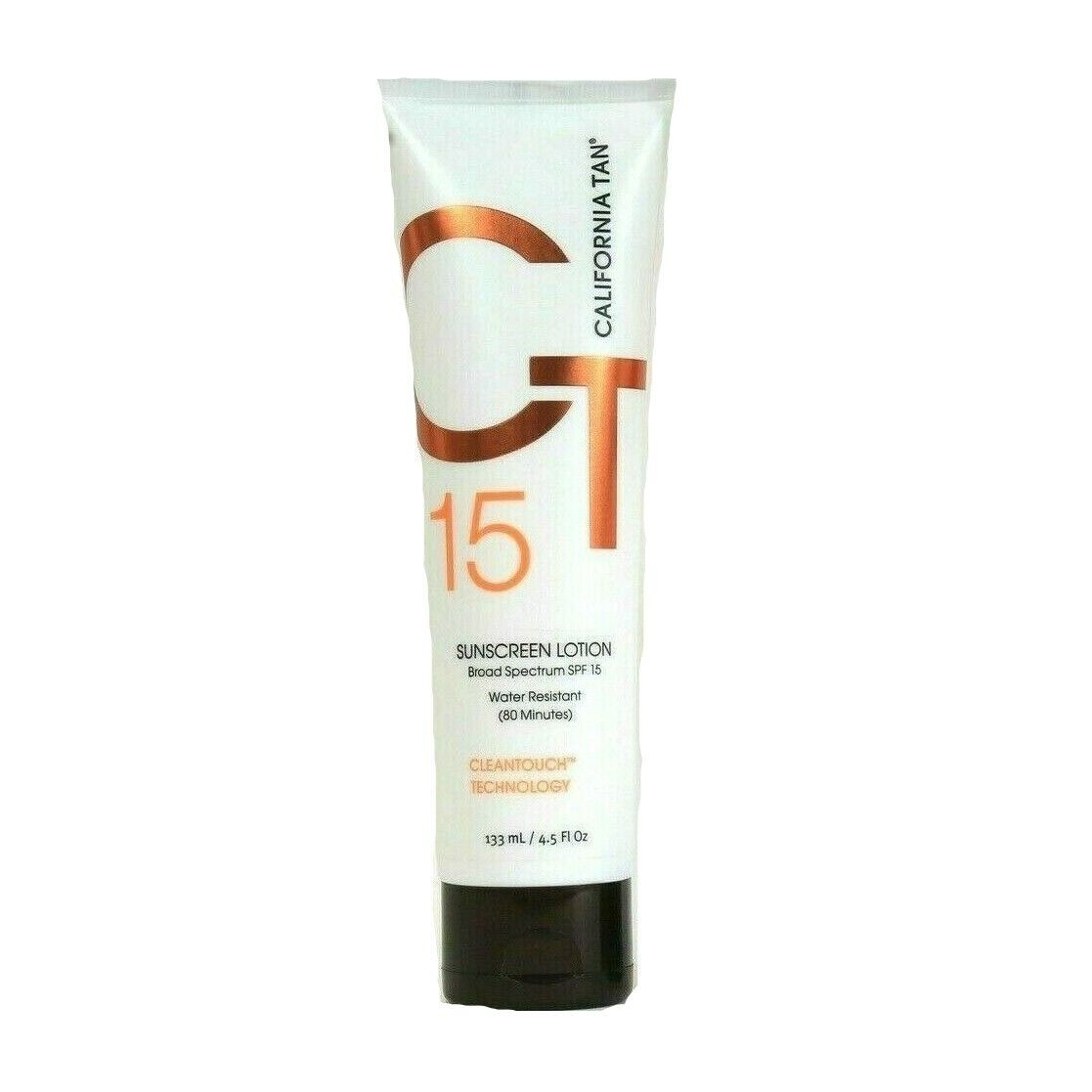 California Tan SPF 15 Sunscreen Broad Spectrum Lotion - 4.5