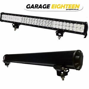 """28"""" Inch 300w PHILLIPS COMBO BEAM LED Light Bar FREE wiring kit!! Holden Hill Tea Tree Gully Area Preview"""