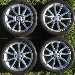 4x set Ford Falcon FG Series 2 XR6 XR8 XR6T rims wheels mags 18in Epping Whittlesea Area Preview