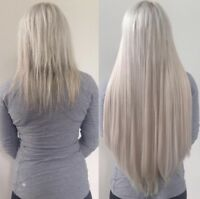 Micro Bead and Tape Hair Extensions