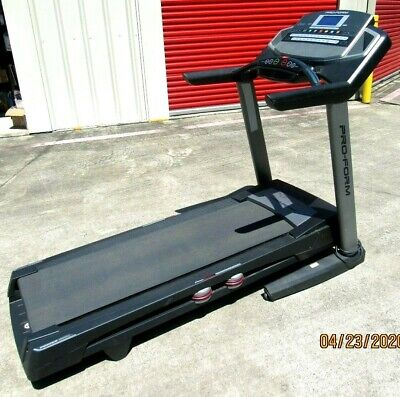 ProForm Power 995c Treadmill In Excellent Condition W/ Manual, Pick-Up Only