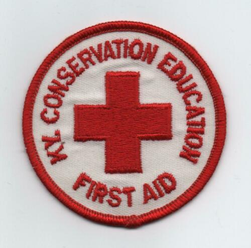 Kentucky Conservation Education, First Aid Patch, Mint