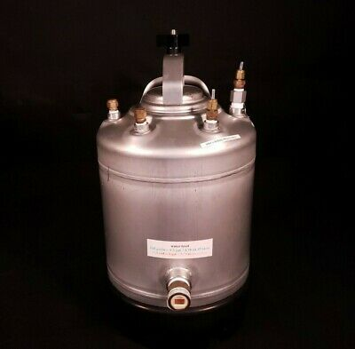 Alloy Products Cornelius Keg Stainless Pressure Tank 3 Gallon Level Indicator