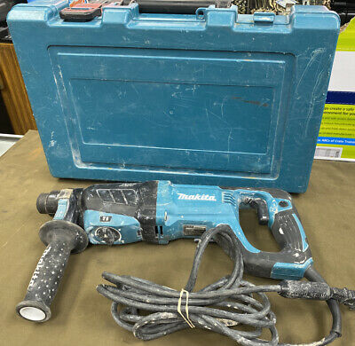 Makita Hr2641 - 1 Corded Sds-plus Rotary Hammer-drill W Case....free Sh