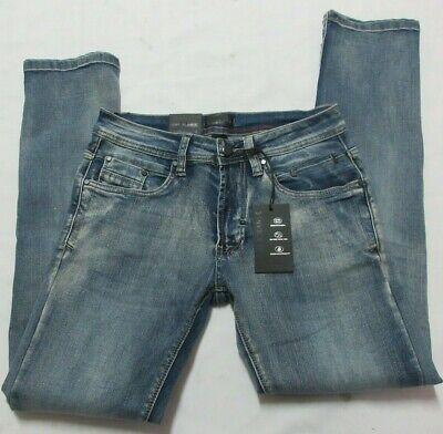 Steve's Stretch Denim skinny Fit Men's Jeans 28/30