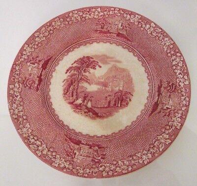 "Vintage Jenny Lind 1795 Royal Staffordshire Pottery England 6.5"" Plate"