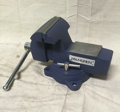 Palmgren P745 Heavy Duty Combination Vise 5 Jaw Width 6 Max. Opening 3-12