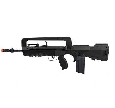Palco Famas F1 Metal AirSoft Rifle Black Auto New in Box FREE SH