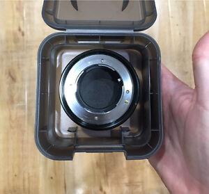 Metabones Contax G to Fuji X Lens Adapter Paddington Eastern Suburbs Preview