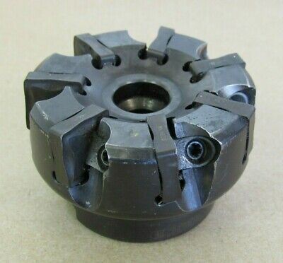 2.5 Seco Indexable Face Mill 34 Arbor R220.88-02.50-15-7