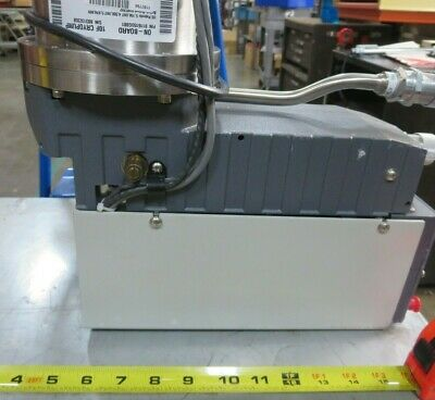 Helix Technology Corp. Cti Cryogenics On-board10f Cryopump With Valves