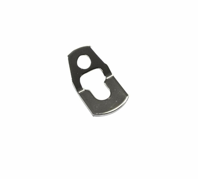 HAPPIJAC 182865 Anchor Systems Chrome Coupler Used in for Camper Tie Downs