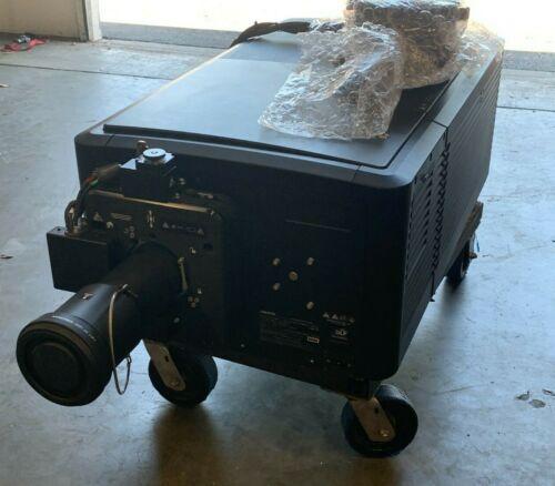 Christie D4K35 Native 4K DLP 3-Chip Large Venue Digital Cinema Projector