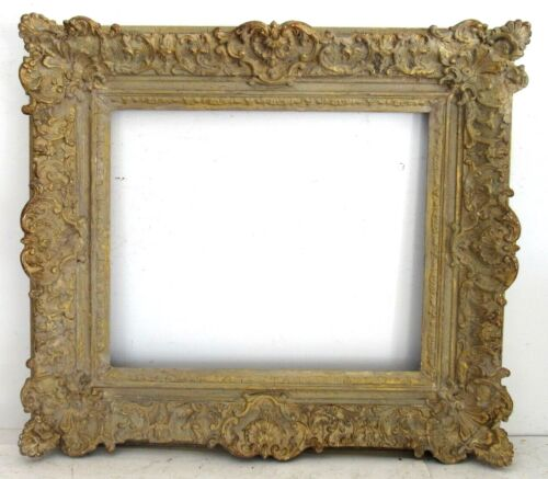 ANTIQUE HEYDENRYK  FRAME FOR PAINTING 19  x 15  3 /4   INCH   (h-3)