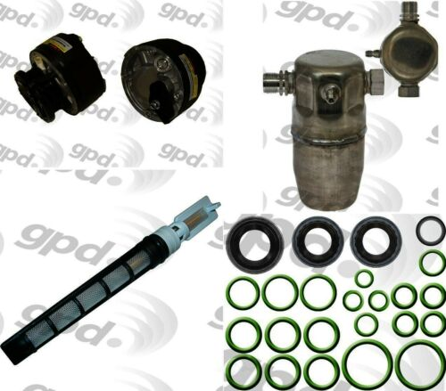 Global Parts Distributors 9711687 New Compressor With Kit