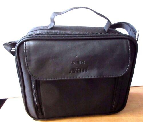 Philips Avent Neoprene Thermabag Baby Bottles Thermal Bag Black