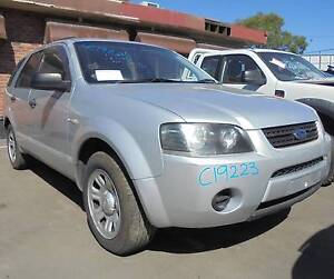 WRECKING 2005 FORD TERRITORY 4.0 AUTOMATIC WAGON (C19223) Lansvale Liverpool Area Preview