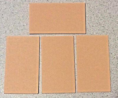 100 Blank Business Cards Peach Color 3.5 x 2, Multi, flash cards, note cards](Blank Flash Cards)