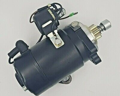 Starter Motor for Mariner Outboard 55 60 hp 2 stroke 2 cyl Jap Models  92669M