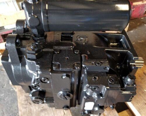 90r130ea108l3f1f01, Sundstrand, Hydraulic Piston Pump